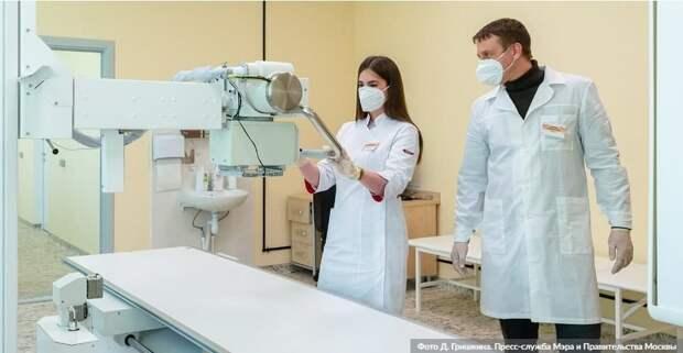 Искусственный интеллект в Москве будет обрабатывать исследования по 10 направлениям