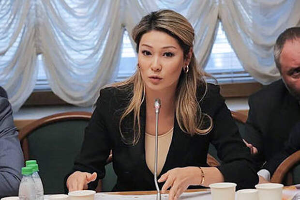 Ведущая Первого канала собралась в губернаторы Хабаровского края?