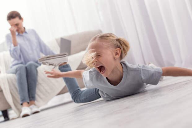 Неуправляемый ребенок: вопросы к родителям?