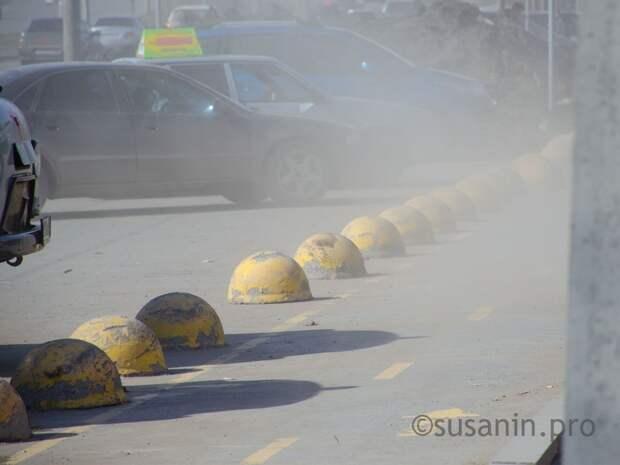 Жителей Удмуртии предупредили об усилении ветра 6 июня