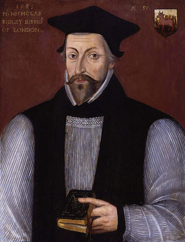 Епископ Николас Ридли.