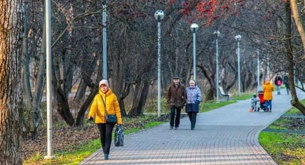 Собянин определил акценты программы «Мой район» в столичном районе Чертаново Центральное Фото: mos.ru