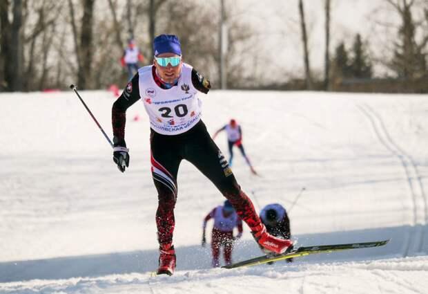 Паралимпиец из Удмуртии занял первое место в лыжном спринте в Дрездене