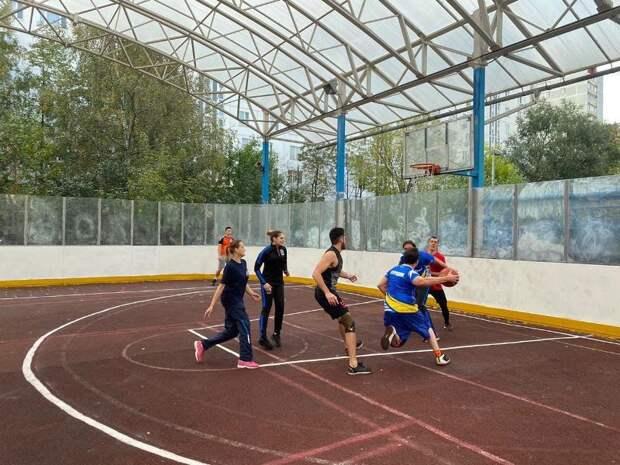 «Кубок префекта СВАО-2021» по баскетболу пройдет в Северном Медведкове