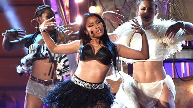 Ники Минаж возглавила чарт Billboard Hot 100 впервые за десять лет
