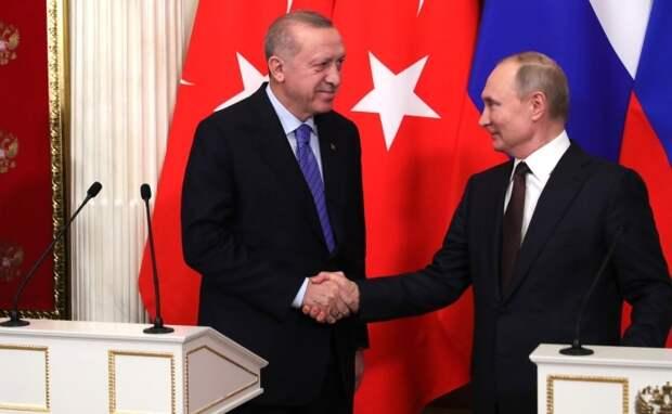 В США опасаются, что Эрдоган назло Байдену выдаст Путину все секреты НАТО