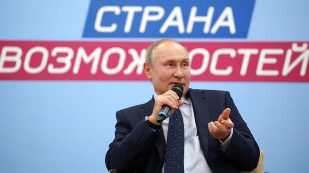 Путин поздравил Щербакову, Туктамышеву и Трусову с триумфом на чемпионате мира