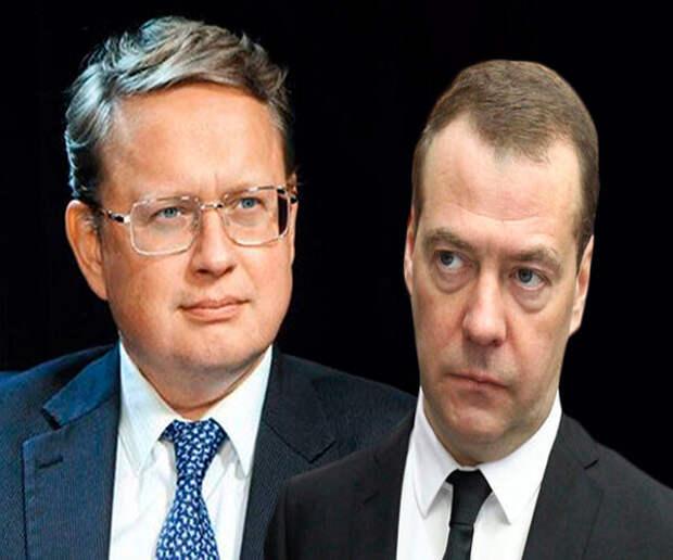 Делягин: власть России долго не устоит без опоры на социальную справедливость. Медведев этого не понимает