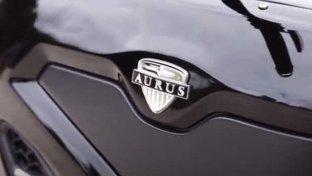 Продажи бронированного Aurus за 106,9 млн рублей стартовали в России