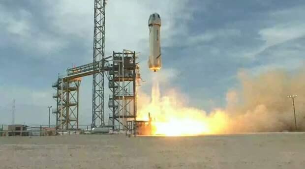 Космическая гонка частных компаний.  Blue Origin против SpaceX
