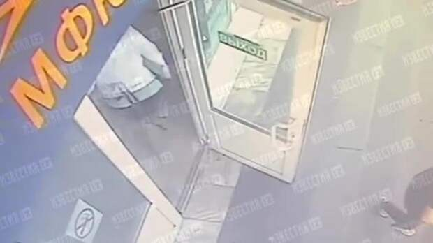 Камера сняла, как 17-летний студент без прав сбил пешеходов в Москве