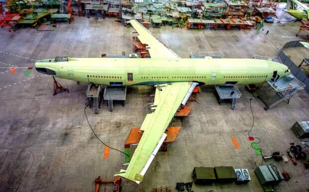 России придется преодолеть тревожную проблему, выпуская новый Ил-96-400М