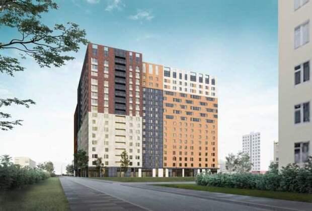 Антосенко назвал срок ввода нового дома по реновации в столичных Кузьминках