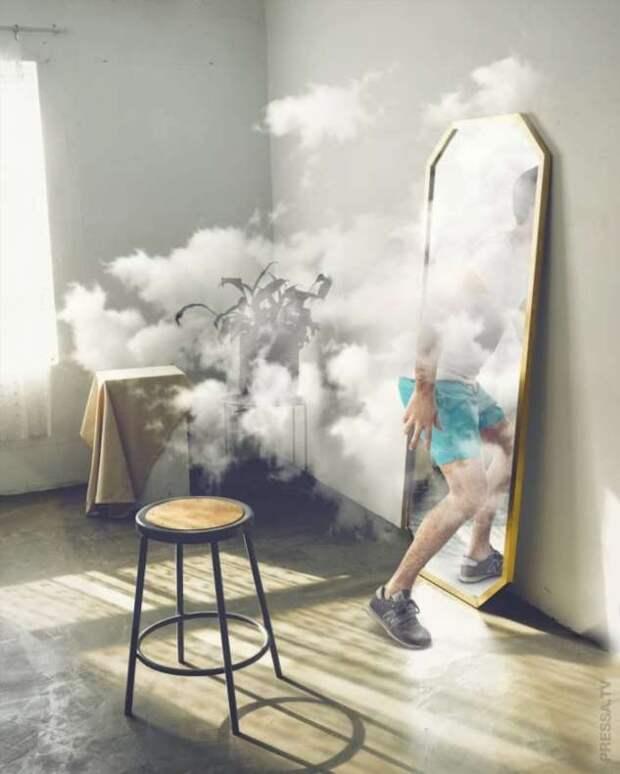 Новые сюрреалистические работы Джастина Майна