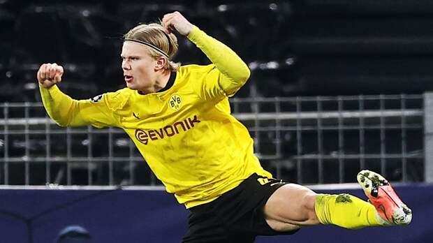 Дортмундская «Боруссия» в ответном матче сыграла вничью с «Севильей» и вышла в 1/4 финала ЛЧ