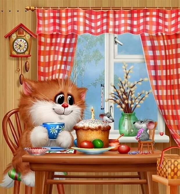 коты Алексея Долотова – 15