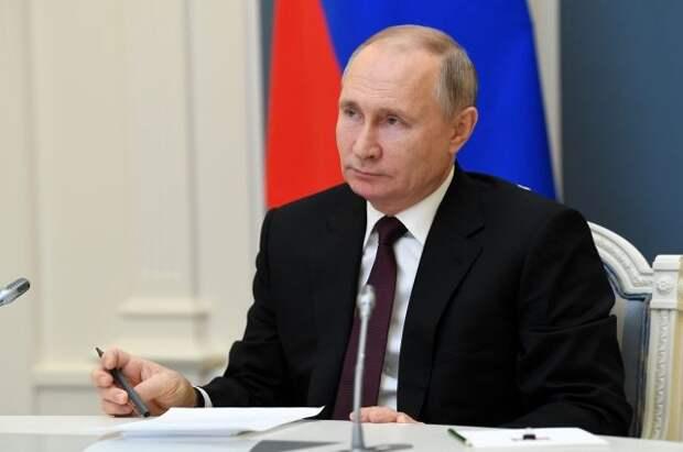 Путин: Россия постепенно выходит из сложной эпидситуации