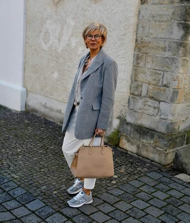 Семь пар обуви на осень для женщин 50+
