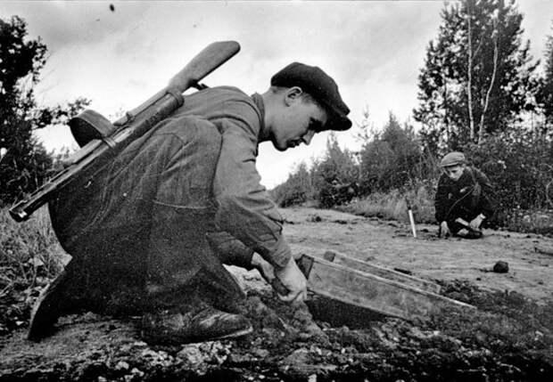 Иван Бушило: почему белорусский фронтовик 40 лет прятался в лесу