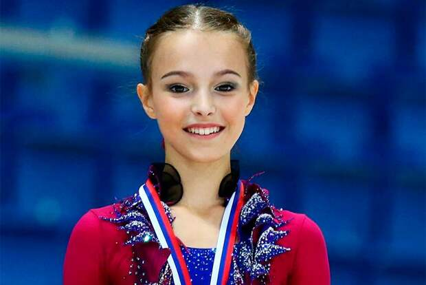 «Это еще немой максимум». Щербакова оценила свою убедительную победу наГран-при Китая