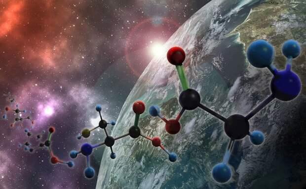 Самые необычные теории о происхождении жизни на Земле