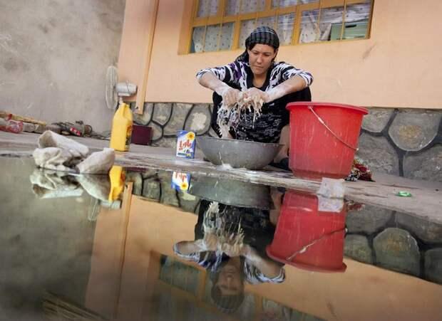 7 мрачных фото женской тюрьмы в Афганистане