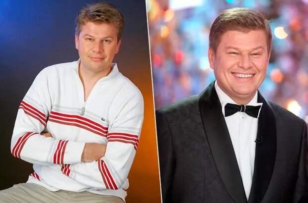 Российские телеведущие вначале карьеры исейчас: отБородиной доМалахова