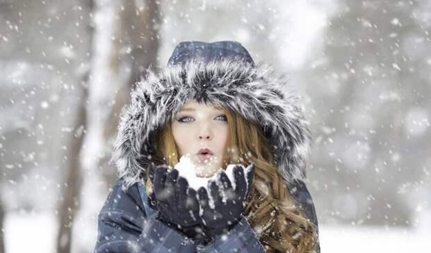 Предупреждение объявлено вРостове из-за снегопада иметели