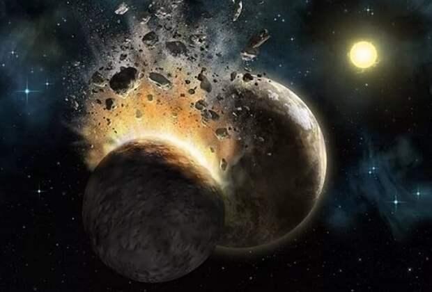 Тайны Фаэтона: Пятая планета погибла из-за ядерной войны?