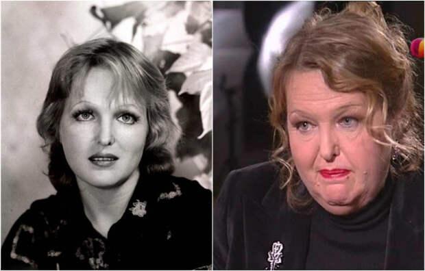 Тогда и сейчас: Любимые советские актрисы в пике кинокарьеры и сегодня