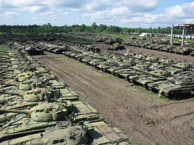 10 могучих танковых кладбищ и заброшенных мест - битв. ← Hodor
