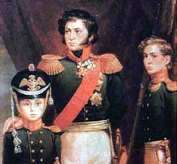 Нелегкая судьба детей и супруги генерала Раевского