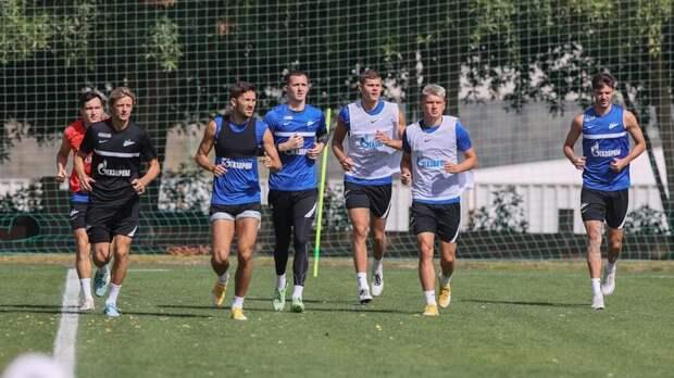 Футбольный «Зенит» начнёт подготовку к новому сезону 14 июня