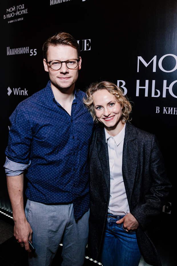 Юбилей «Иллюзиона»: Денис Шведов, Дмитрий Власкин и Анна Бегунова