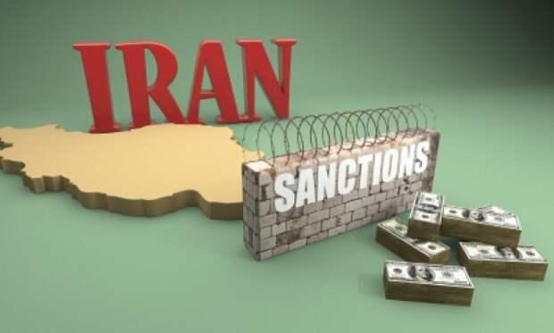 Иран санкции КНР