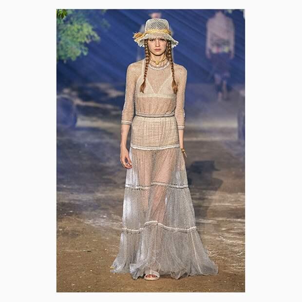 Christian Dior, весна-лето – 2020