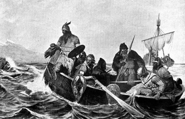 Саги о викингах.