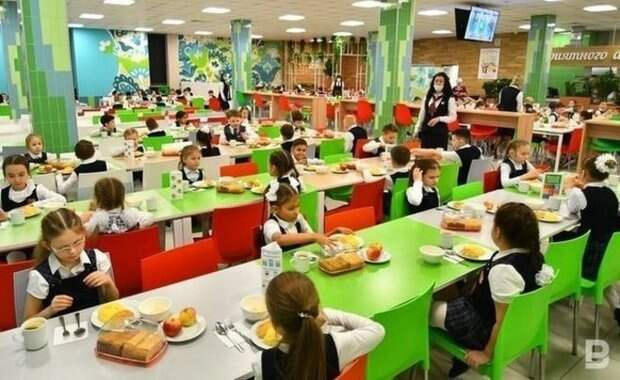 Студенты художественного училища разработали дизайн-проекты для казанских школьных столовых