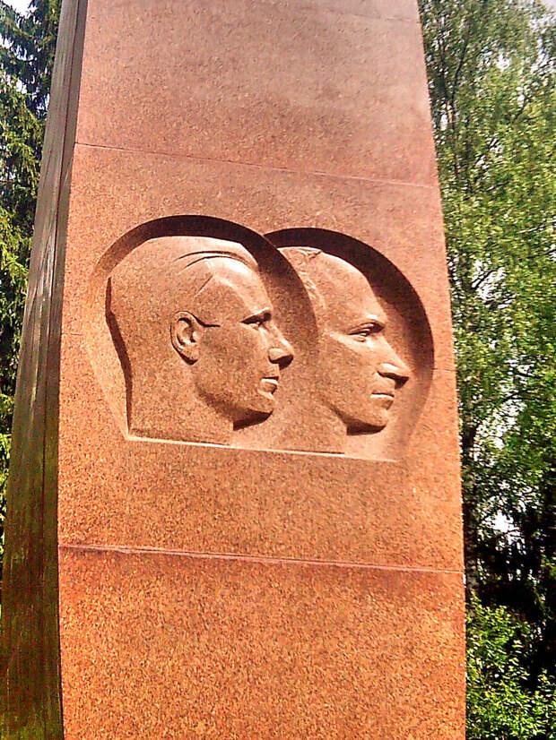 Село Новосёлово - место гибели Гагарина