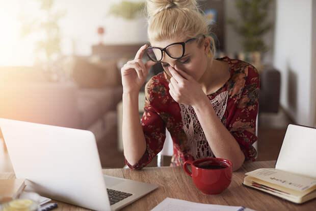 Офисная работа – 5 факторов риска для здоровья