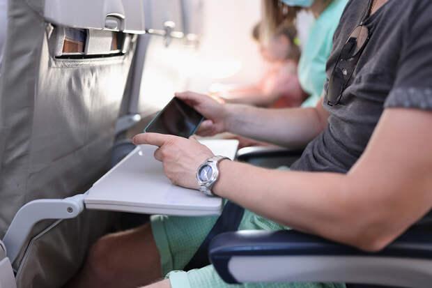 Стюардесса назвала главные ошибки пассажиров во время полёта