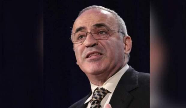 Каспаров рассказал, какое задание Запад дал российской либеральной оппозиции