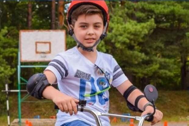 Юным велосипедистам напомнили о правилах дорожного движения
