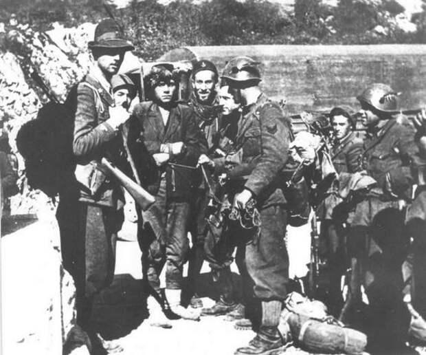 Битва за Валь-д`Аран стала крупнейшей среди столкновений франкистов и партизан Маки во время Второй Мировой войны