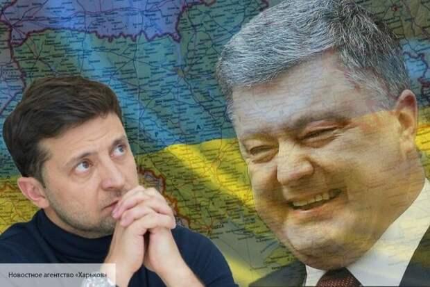 Землянский заявил, что финансовые потоки из ЕС на Майдан отслежены и ждут своего времени