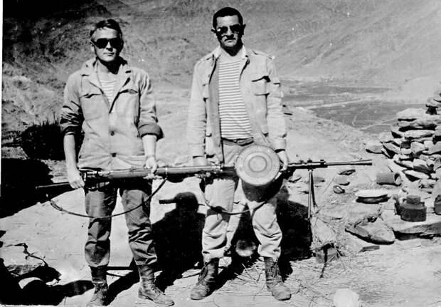 Война СССР против Афганистана