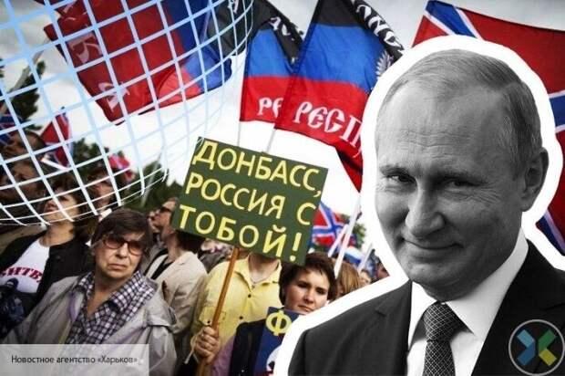 Дмитрий Молчанов: 7 причин, почему России не стоит бояться включения Донбасса в состав РФ