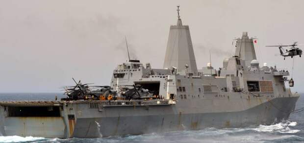 Нелегкий выбор для американского флота