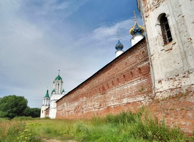 Спасо-Яковлевский Димитриев мужской монастырь. Ростов Великий