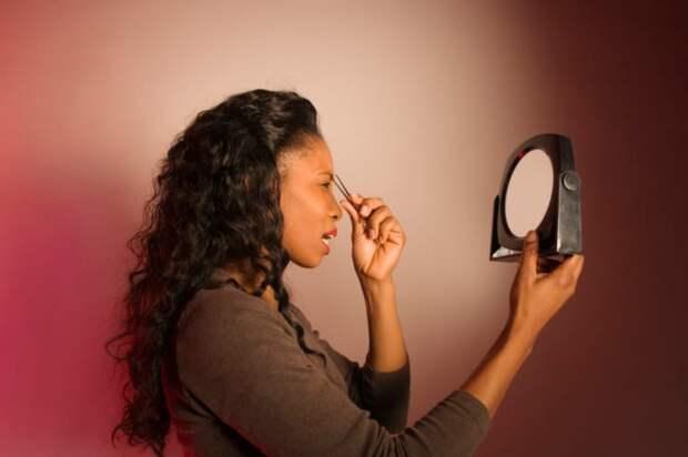 16 гениальных трюков, которые помогут сделать брови на дому
